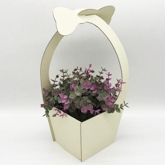 Коробка под цветы К-172в уп.-1шт. - купить в интернет-магазине Viva-Zakolki