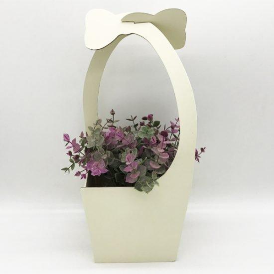 Коробка под цветы К-172в.