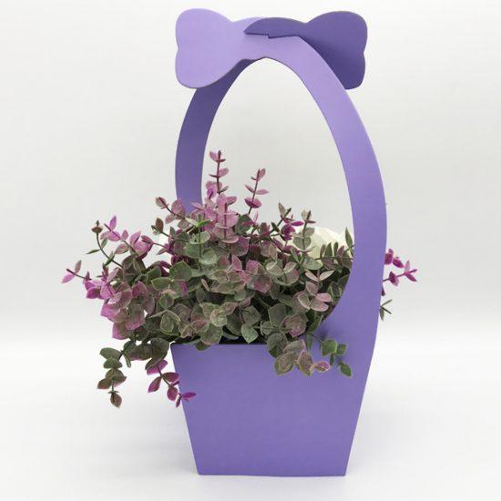 Коробка под цветы К-172 уп.