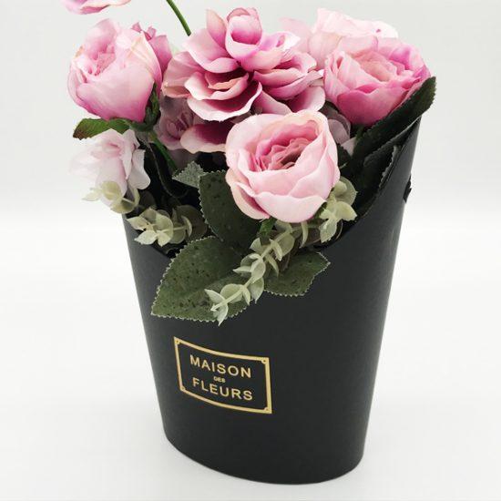 Коробка под цветы К-176а уп.-1шт. - купить в интернет-магазине Viva-Zakolki