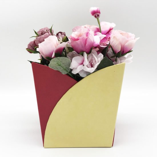 Коробка под цветы К-251б.