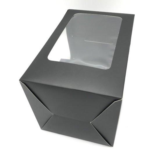 Коробка под цветы К-256а уп.