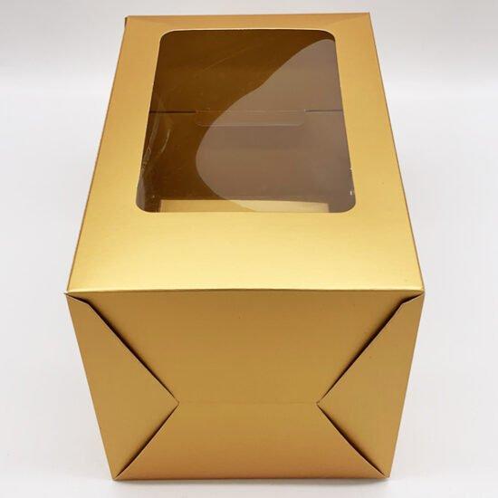 Коробка под цветы К-256г уп.