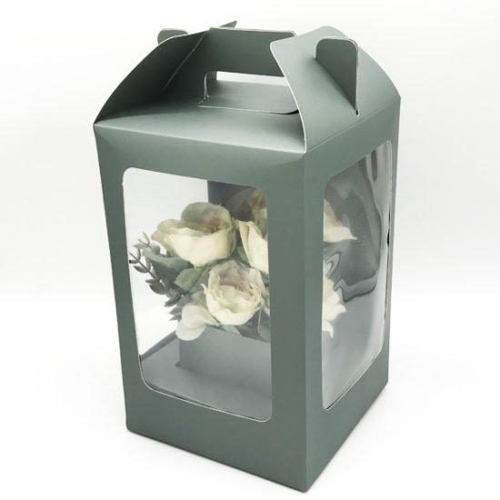 Коробка под цветы К-256 уп.-1шт. - купить в интернет-магазине Viva-Zakolki