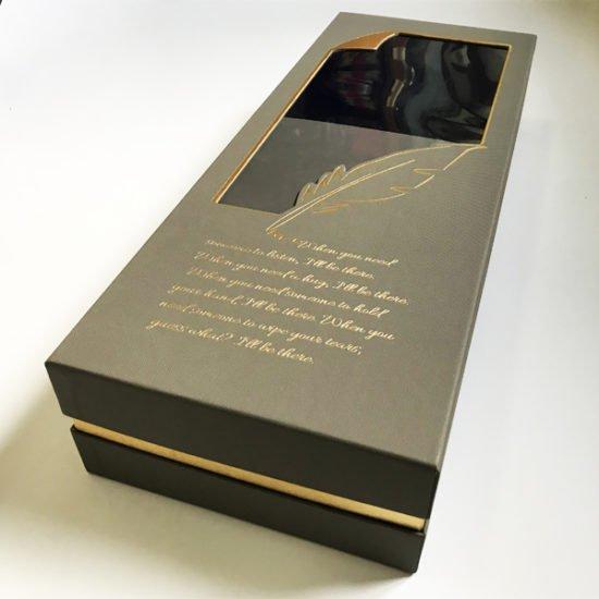 Коробка под цветы К-257а уп.-1шт.-10.0.