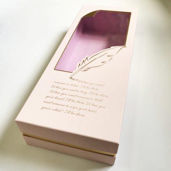 Коробка под цветы К-257в уп.-1шт. - купить в интернет-магазине Viva-Zakolki
