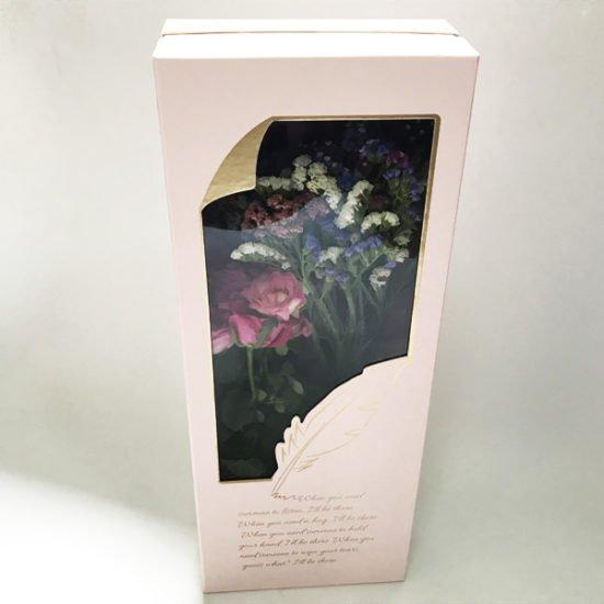 Коробка под цветы К-257в..