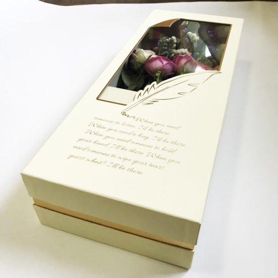 Коробка под цветы К-257 уп.-1шт. - купить в интернет-магазине Viva-Zakolki