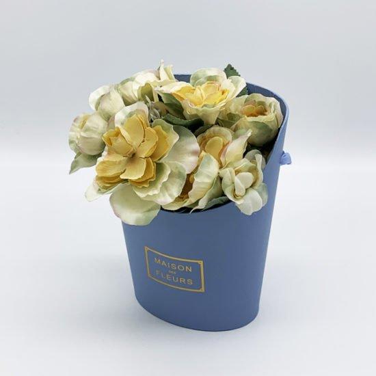 Коробка под цветы К-269а уп.-1шт. - купить в интернет-магазине Viva-Zakolki