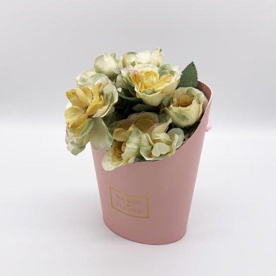 Коробка под цветы К-269б уп.-1шт. - купить в интернет-магазине Viva-Zakolki