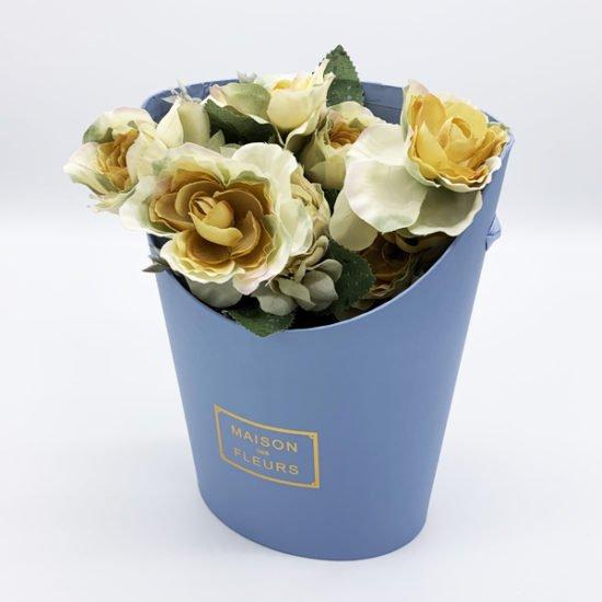 Коробка под цветы К-270г уп.-1шт.-1.67.