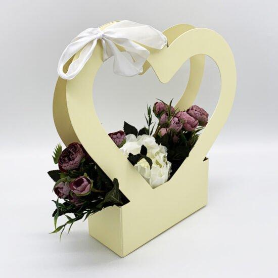 Коробка под цветы К-275 уп.-1шт.