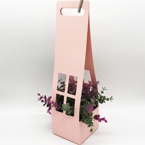 Коробка сборная под цветы К-254б уп.-5шт. - купить в интернет-магазине Viva-Zakolki