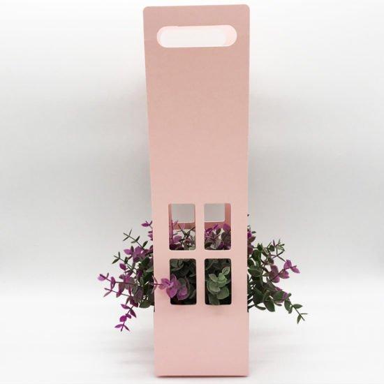 Коробка сборная под цветы К-254б.