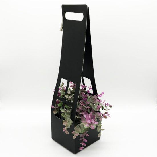 Коробка сборная под цветы К-254 уп.-5шт. - купить в интернет-магазине Viva-Zakolki