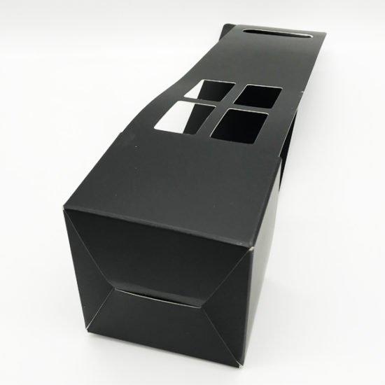 Коробка сборная под цветы К-254 уп.