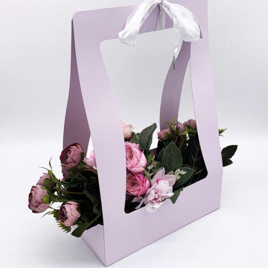 Коробки под цветы К-276в уп.-1шт. - купить в интернет-магазине Viva-Zakolki