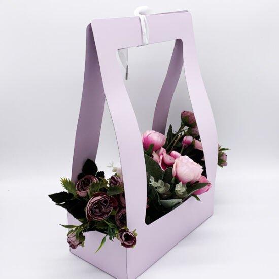 Коробки под цветы К-276в.