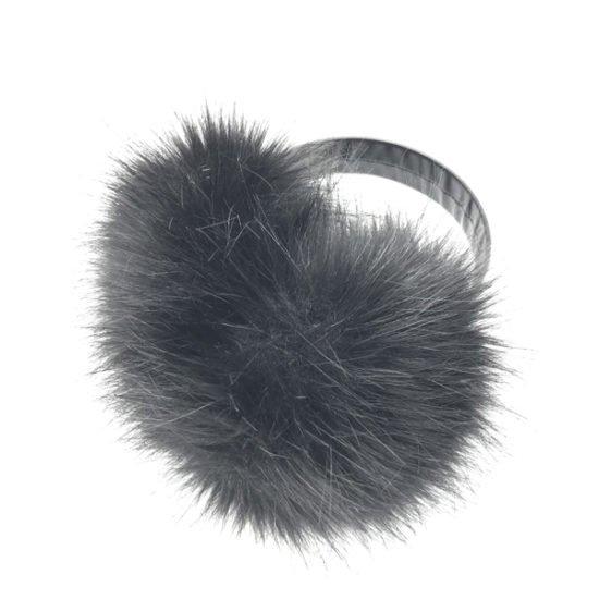 Меховые наушники мн-1017 уп.-1шт. - купить в интернет-магазине Viva-Zakolki