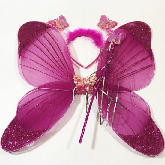 Набор бабочки D-127а уп.-1шт. - купить в интернет-магазине Viva-Zakolki