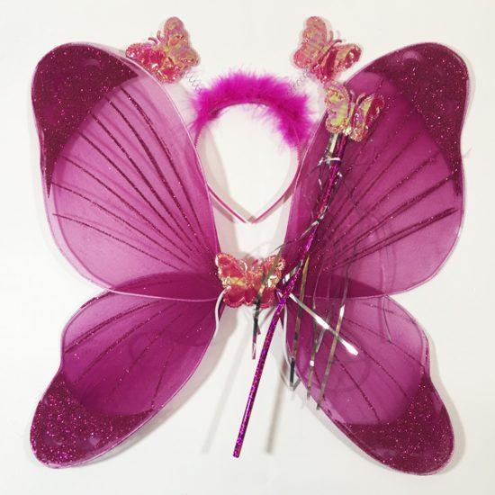 Набор бабочки D-127а уп.-1шт.