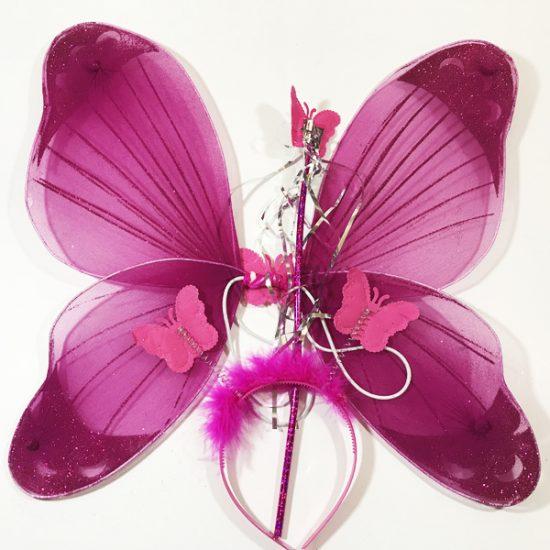 Набор бабочки D-127а уп.