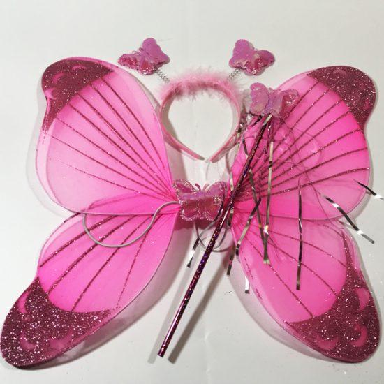 Набор бабочки D-127б уп.-1шт. - купить в интернет-магазине Viva-Zakolki