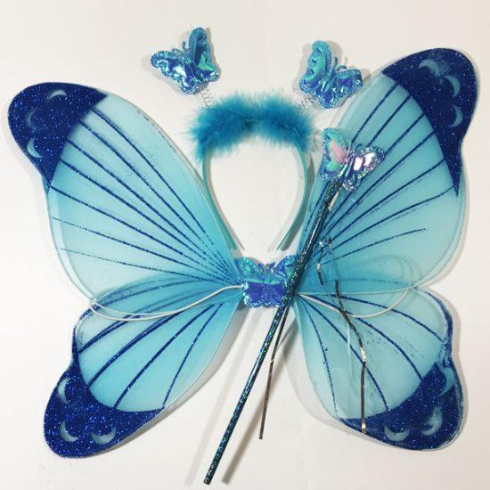 Набор бабочки D-127в уп.-1шт. - купить в интернет-магазине Viva-Zakolki