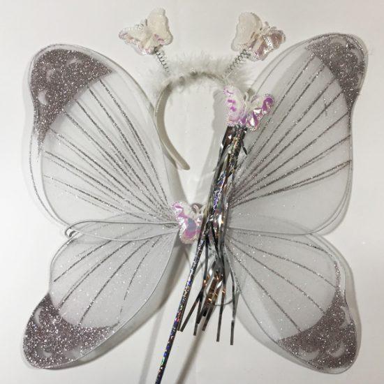 Набор бабочки D-127г уп.-1шт. - купить в интернет-магазине Viva-Zakolki