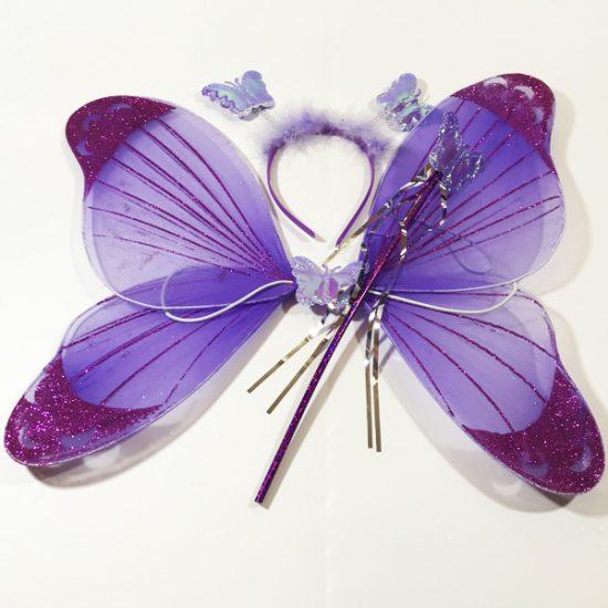 Набор бабочки D-127 уп.-1шт. - купить в интернет-магазине Viva-Zakolki