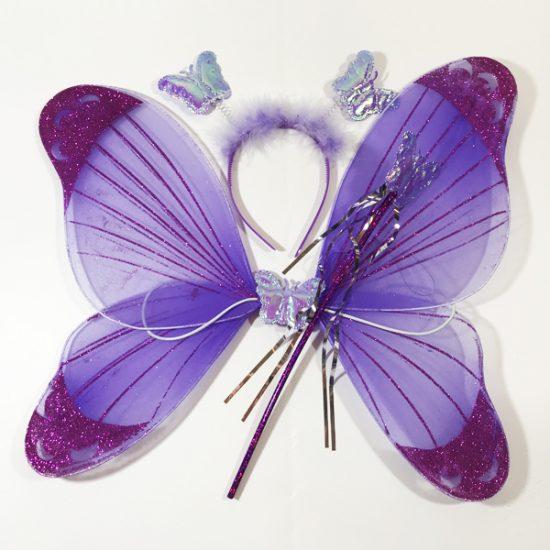 Набор бабочки D-127 уп.-1шт.