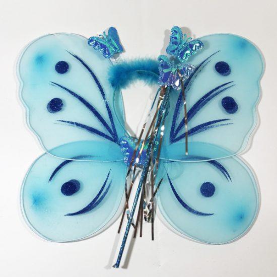 Набор бабочки D-128б уп.-1шт. - купить в интернет-магазине Viva-Zakolki