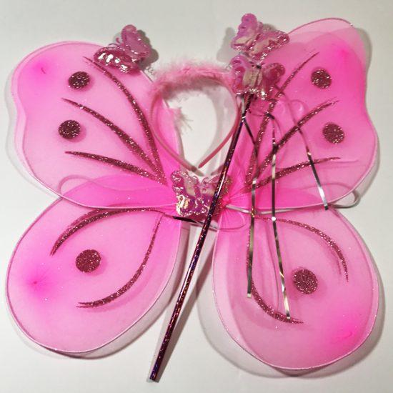 Набор бабочки D-128д уп.-1шт. - купить в интернет-магазине Viva-Zakolki