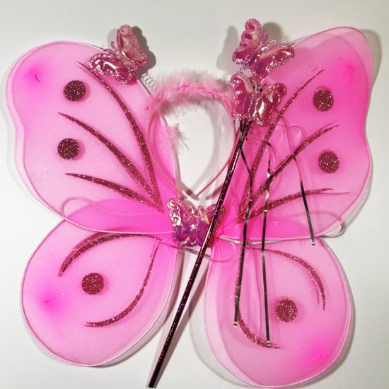 Набор бабочки D-128д уп.-1шт.