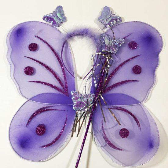 Набор бабочки D-128 уп.-1шт. - купить в интернет-магазине Viva-Zakolki