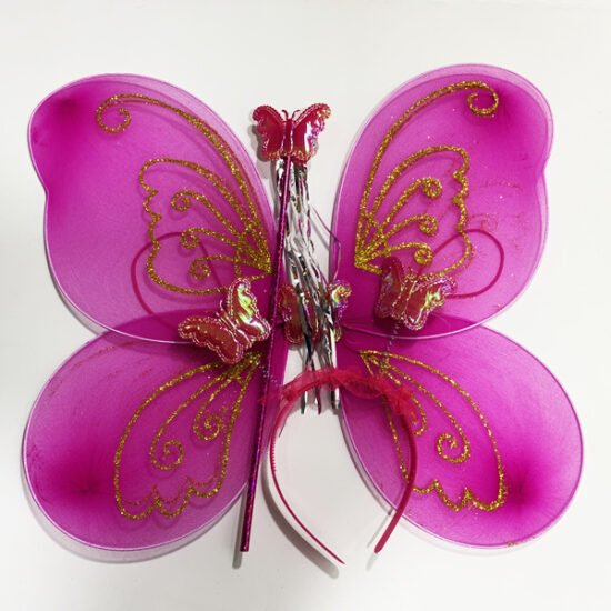 Набор бабочки F-249а уп.-1шт. - купить в интернет-магазине Viva-Zakolki