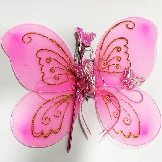 Набор бабочки F-249б уп.-1шт. - купить в интернет-магазине Viva-Zakolki