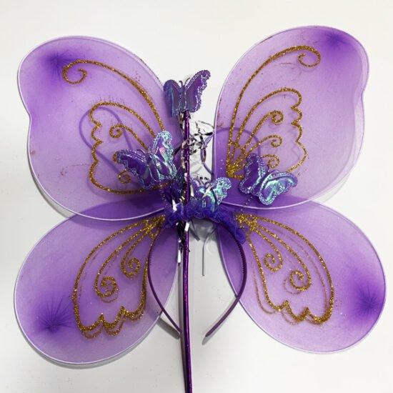 Набор бабочки F-249в уп.-1шт. - купить в интернет-магазине Viva-Zakolki