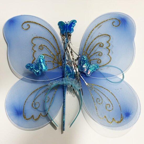 Набор бабочки F-249г уп.-1шт. - купить в интернет-магазине Viva-Zakolki