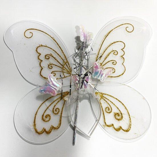 Набор бабочки F-249д уп.-1шт. - купить в интернет-магазине Viva-Zakolki
