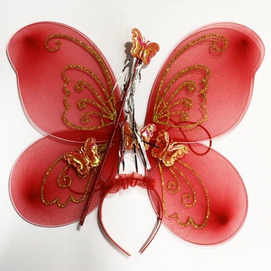 Набор бабочки F-249 уп.-1шт. - купить в интернет-магазине Viva-Zakolki