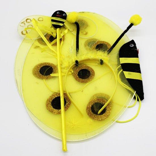 Набор пчелки F-253 уп.-1шт. - купить в интернет-магазине Viva-Zakolki