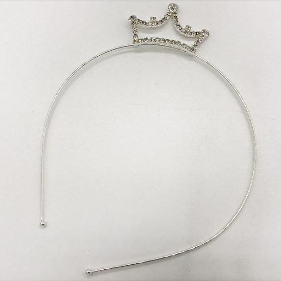 Обруч корона D-501 уп.-1шт. - купить в интернет-магазине Viva-Zakolki