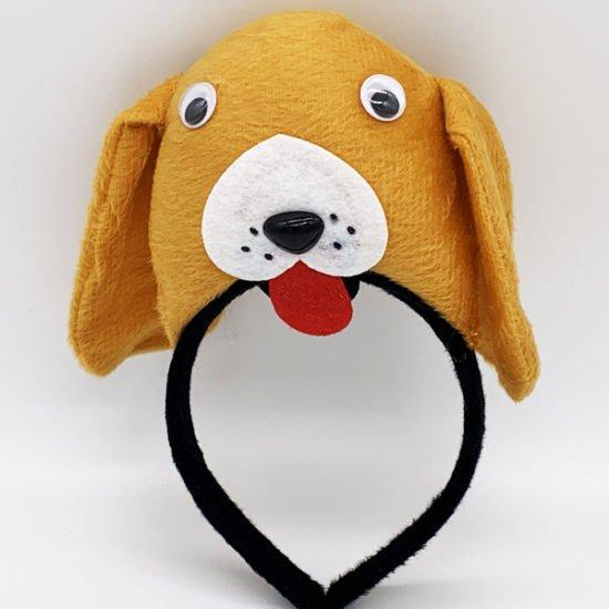 Обруч собака Е-76 уп.-1шт. - купить в интернет-магазине Viva-Zakolki