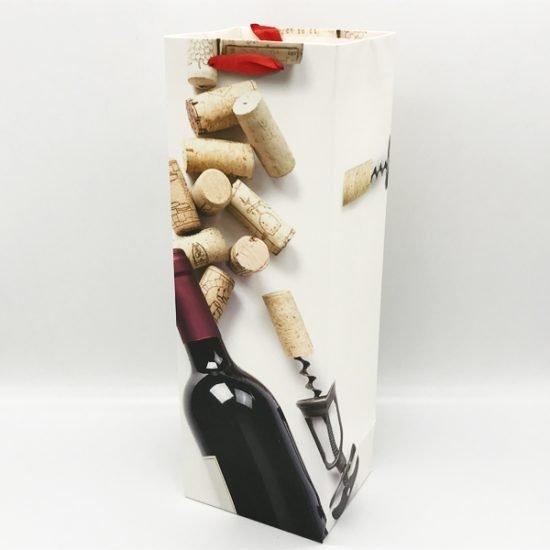 Пакет под бутылку К-217б уп.-6шт. - купить в интернет-магазине Viva-Zakolki