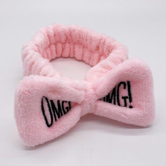 Повязка на голову косметологическая OMG Р-0400в уп.-1шт. - купить в интернет-магазине Viva-Zakolki
