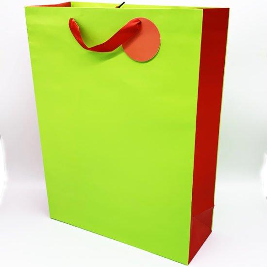 Подарочные пакеты К-281 уп.