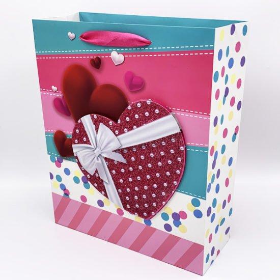 Подарочные пакеты К-289б уп.-3шт. - купить в интернет-магазине Viva-Zakolki