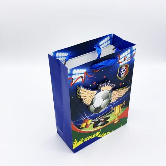 Подарочные пакеты К-291а уп.