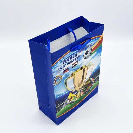 Подарочные пакеты К-291б уп.